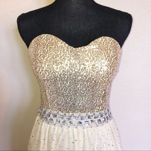 Dresses & Skirts - Sequin Formal Dress | Medium